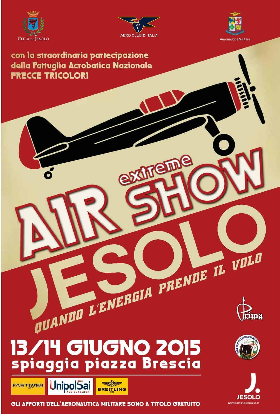 Jesolo Air Extreme 2015