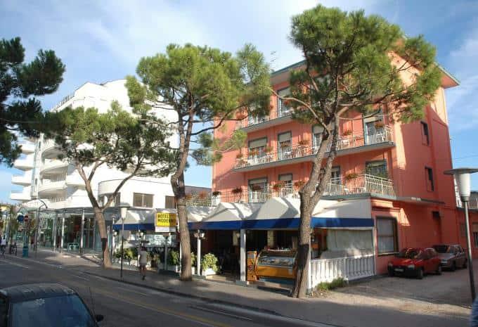 Jesolo - Hotel Moderno (c) Eurotours