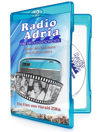 BluRay Radio Adria