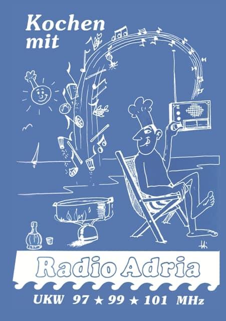 Kochen mit Radio Adria