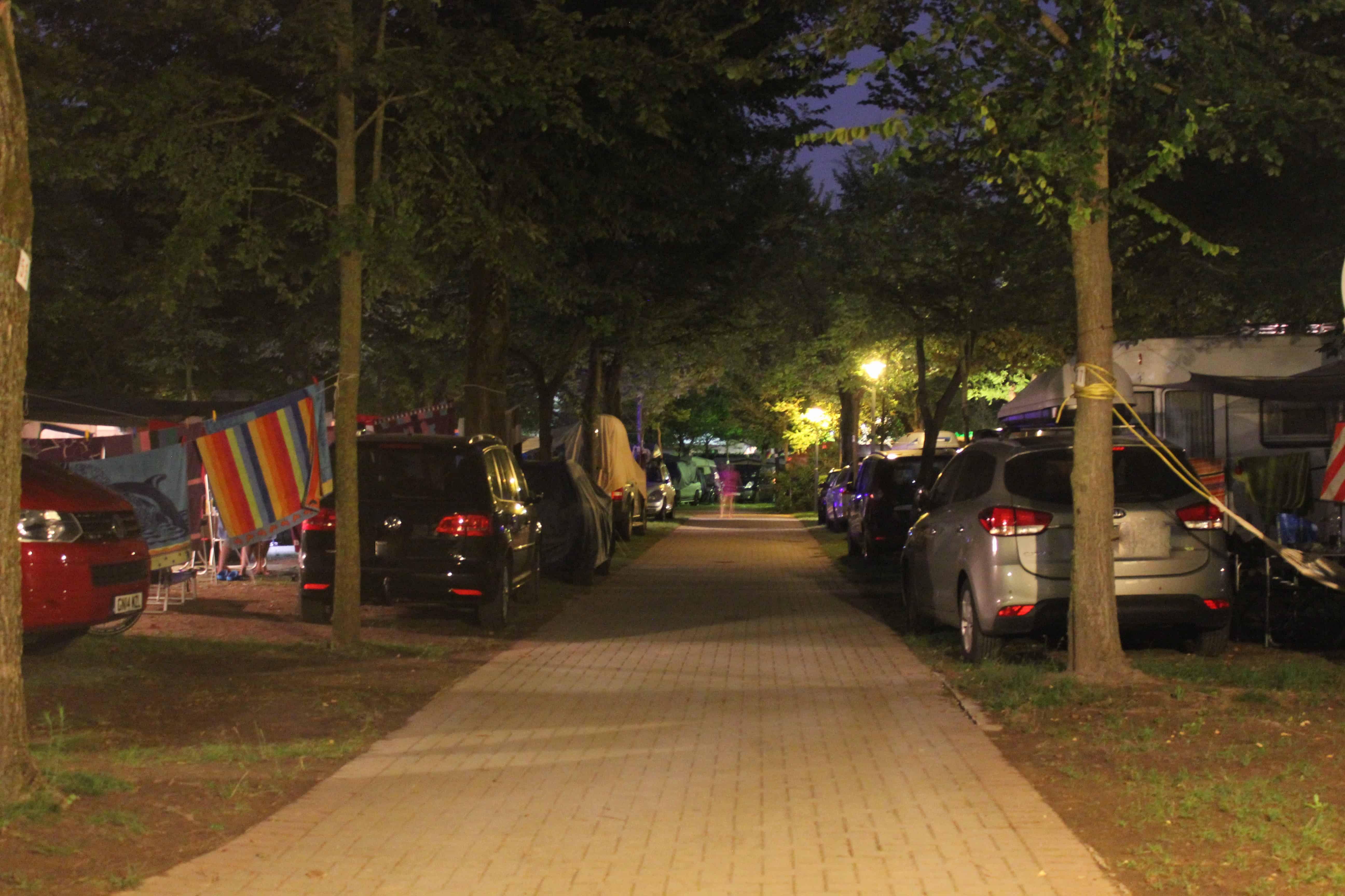 Campingplatz in Cavallino